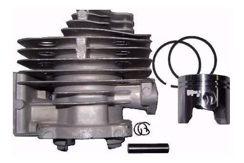 Kit De Cilindro Desmalezadora Piston Anillos China 43cc 52cc