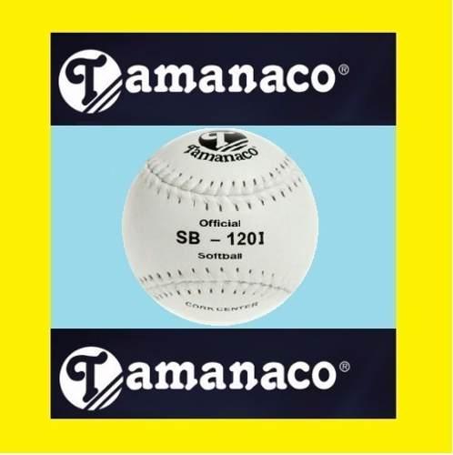 Pelota De Softbol Tamanaco Sb 120i Corck Center