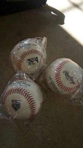 Pelotas De Beisbol Marca Rawling Profesional (originales)