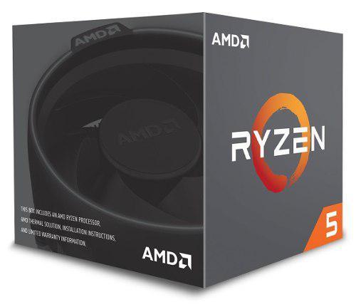 Procesador Ryzen 5 2600x Am4 6-core 4.2 Ghz Turbo 185v