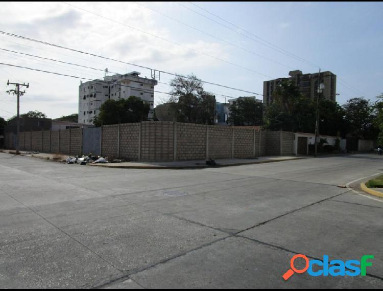 Terreno en Venta en Las Delicias, Maracaibo