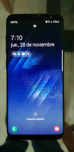 Vendo O Cambio Samsung S8 Original Con Detalle De Mica