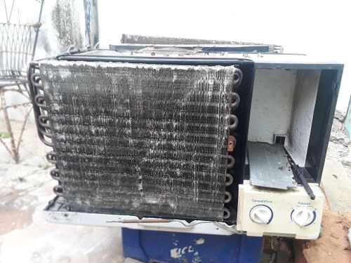 Aire Acondicionado Lg  Btu 110 Voltios Para Repuestos