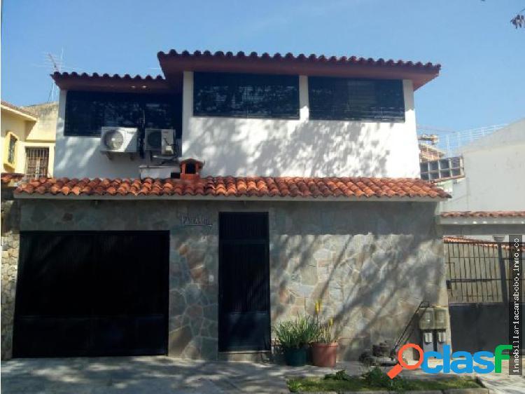 Casa Venta Urb. El Bosque CD:19-9748 ORG