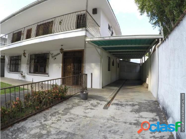 Casa en Venta Macaracuay JF5 MLS19-426