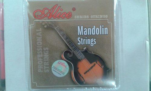 Juego De Cuerdas Para Mandolina Marca Alice