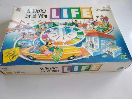 Life Juego De La Vida Life 100% Original Hasbro *10v*