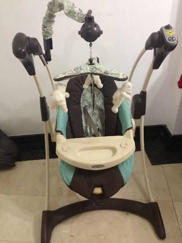 Mecedora - Silla De Comer Y Silla De Carro Para Bebes