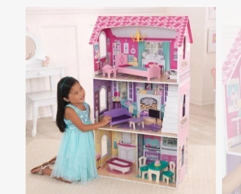 Muñeca Casa Barbie Diseño Exclusivo