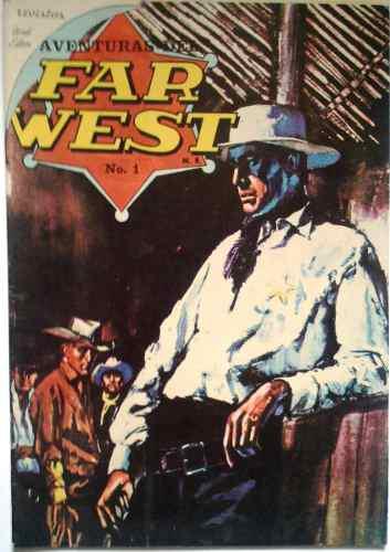 Oferta Suplemento Aventuras Del Far West N°1