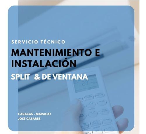 Reparacion Y Mantenimiento Aires Acondicionados