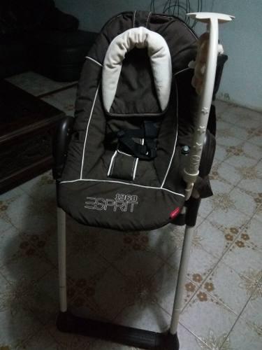 Silla De Bebé 3 En 1