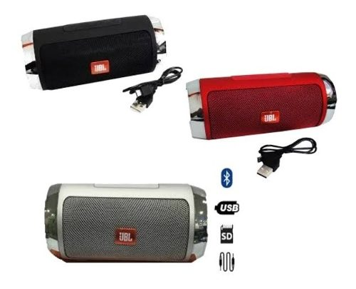 Corneta Portatil Jbl K1 Usb Microsd Auxiliar Radio. Nuevo!
