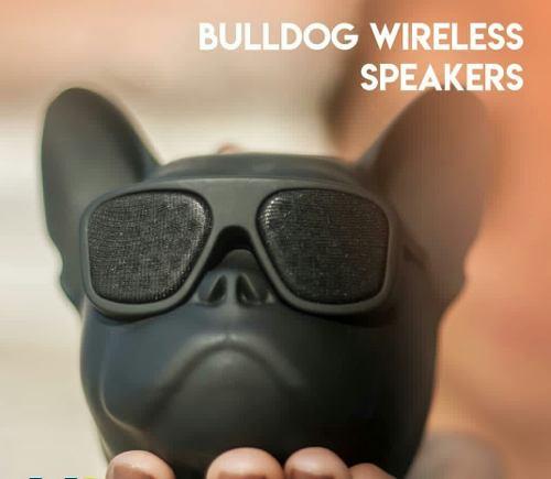 Corneta Portátil Bulldog