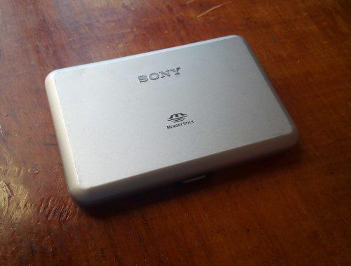 Memory Stick Con Estuche, Sony Original