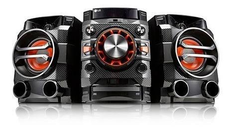 Minicomponente Lg Cm4360 Bass Blast Bluetooth 2 Usb Tuganga