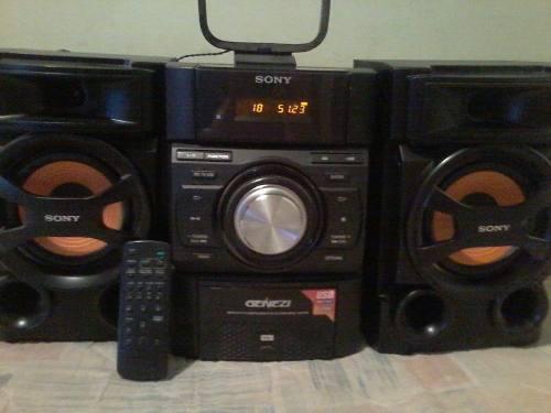 Equipo De Sonido Sony Genezi Mch-ec59