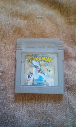 Game Boy Color Pokémon Silver (10 Verdes)