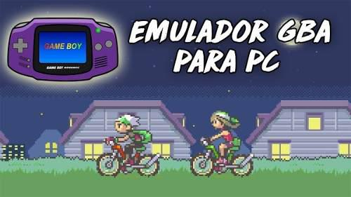 Gameboy Advance Gba Emulador Para Pc Y Android