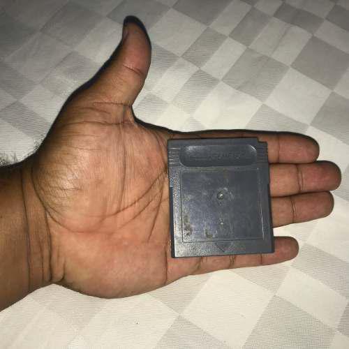 Juego Nintendo Game Boy Classic 10v Pokemon Silver Japones