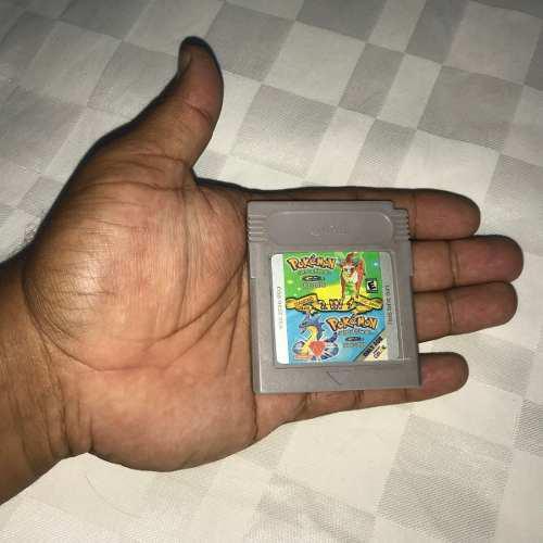 Juegos Nintendo Game Boy Classic 5v Pokemon Jade Y Diamond