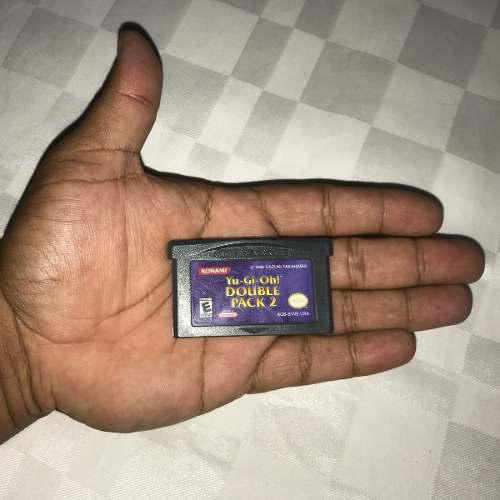 Juegos Nintendo Gba Game Boy Advance (5v) Yugioh Double Pack