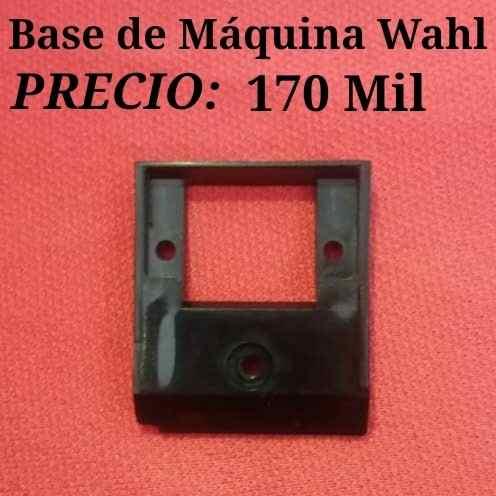 Repuesto Wahl Base Plastica Original