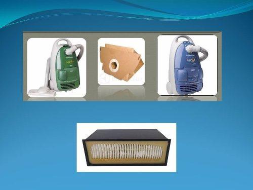 Bolsa Aspiradora Electrolux Mondo Clean + Filtro Hepa
