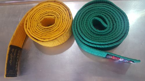 Cinturón Karate Kenpo Judo