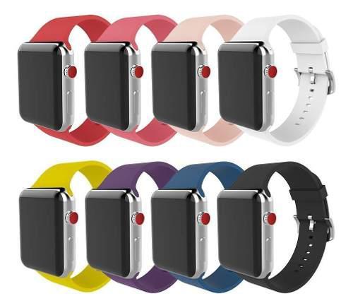 Correas Para Relojes Apple Watch 30-40mm Serie 1 2 3 Y 4