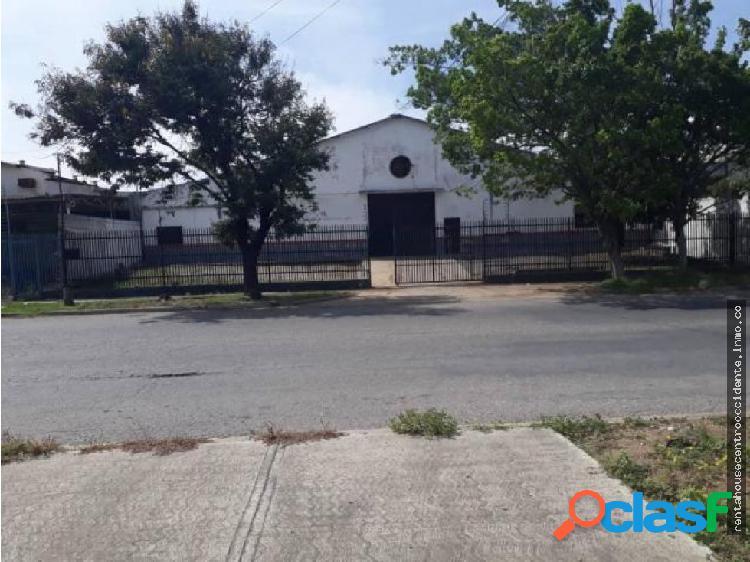 Galpon en Alquiler Centro Barquisimeto Lara Rahco