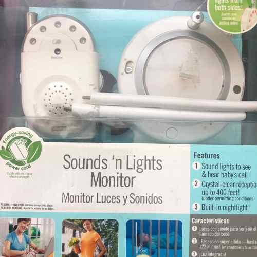 Radio Monitor Bebé Fisher Price