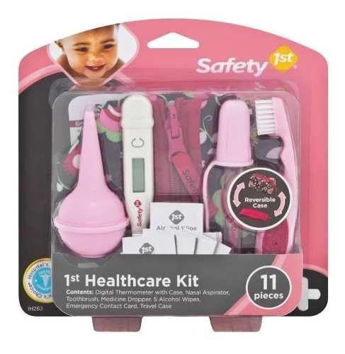 Safety 1st Set De Cuidado De La Salud Del Bebé. 12.