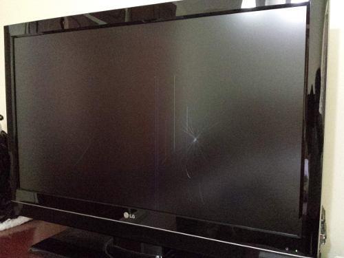 Tv Plasma 42 Para Repuesto O Reparacion