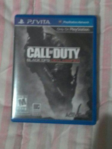 Vendo Juego De Ps Vita Call Of Duty