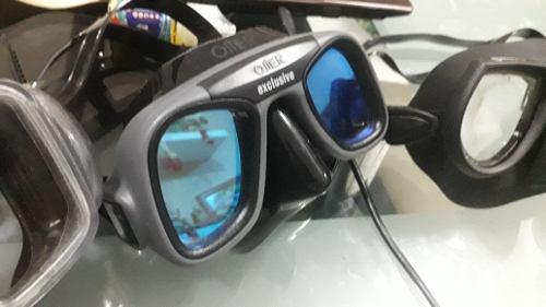 Visores Omer, Beauchat, Mares, Tusa Pesca Submarina, Buceo