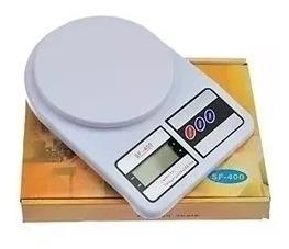 Balanza Peso Digital Decocina 10 Kg 5$ Al Mayor