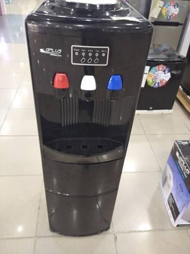 Dispensador De Agua Con Fabricador De Hielo
