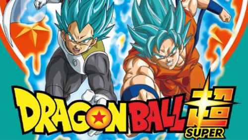 Dragon Ball Súper Serie De Anime Japonés. (2v)
