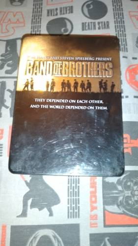 Primera Temporada De Band Of Brothers