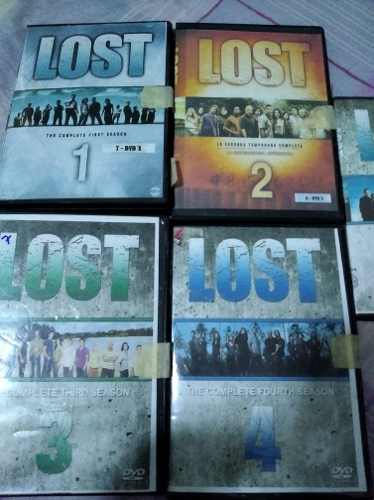 Serie De Tv Lost 5 Temporadas