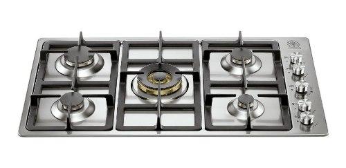 Tope De Cocina A Gas Bertazzoni La Germania 90 Cm