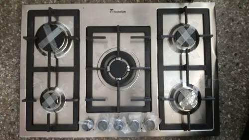 Tope De Cocina A Gas De 75cm Tecnolam En Oferta