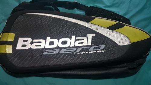 Bolso De Tennis Para 8 Raquetas Babolat Pure Aero