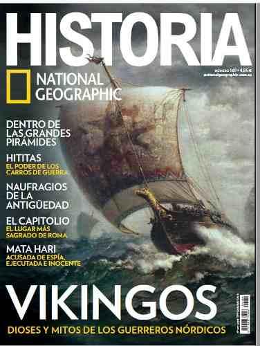 D - Historia N G - Vikingos