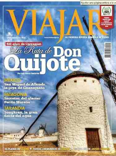 D - Viajar 443 - La Ruta De Don Quijote