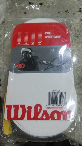 Pro Overgrip Wilson Para Raquetas De Tenis Overgrip Original