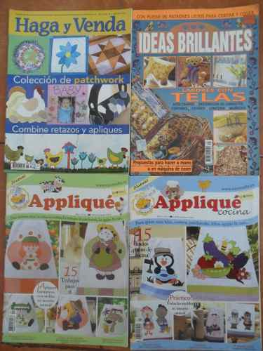 Revistas De Manualidades Variadas
