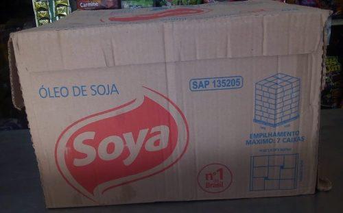 Aceite Comestible De Soya Al Mayor
