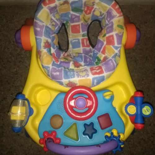 Andadera Para Bebé, Usada En Perfectas Condiciones